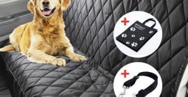 Comparatif housse de siège de voiture pour chien